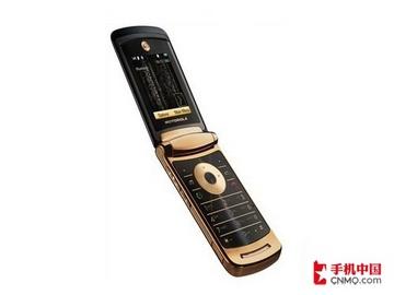 摩托罗拉RAZR2 V8(2GB) 黄金典藏版