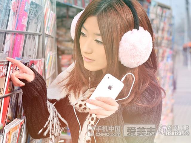 苹果iPhone3GS(联通版8GB)时尚美图第3张