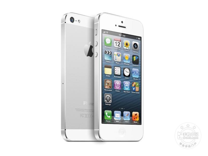 苹果iPhone5(16GB)产品本身外观第7张