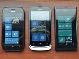 诺基亚Lumia 610产品对比第4张图