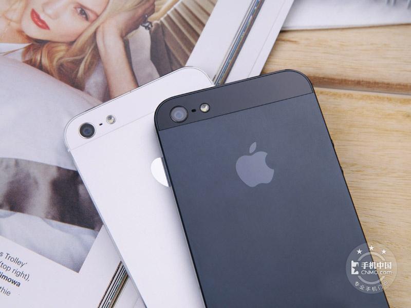 苹果iPhone5(联通版)产品对比第2张