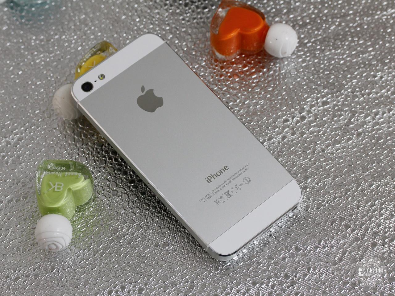 苹果iPhone5(64GB)整体外观第5张