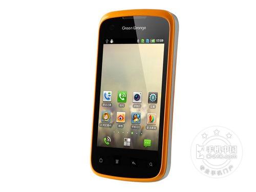 青橙m1手机整体外观图片