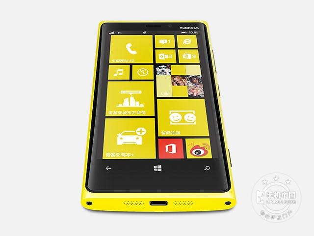 诺基亚Lumia 920T(移动版)