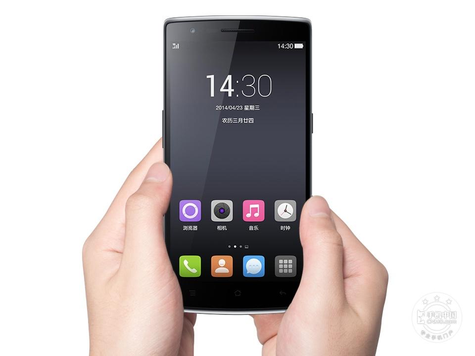 一加手机(64GB/移动版)产品本身外观第5张