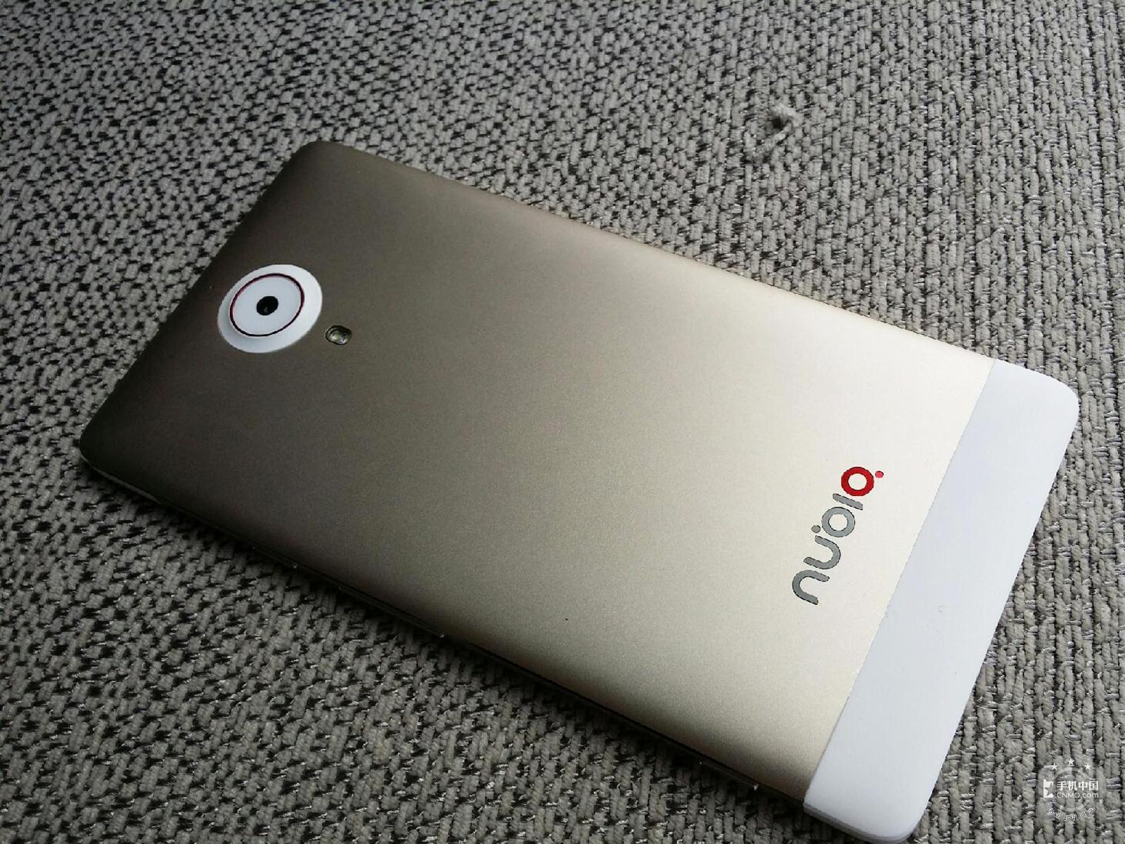 努比亚X6(64GB)整体外观第4张