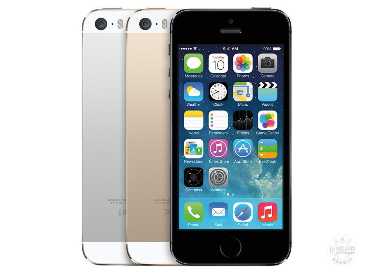 苹果iPhone5s(32GB)产品本身外观第2张