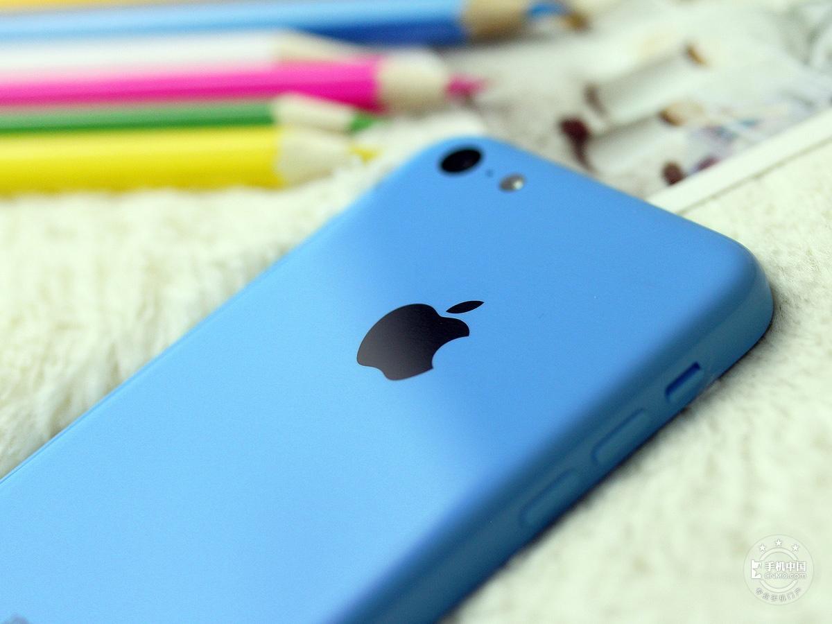 苹果iPhone5c(8GB)机身细节第2张