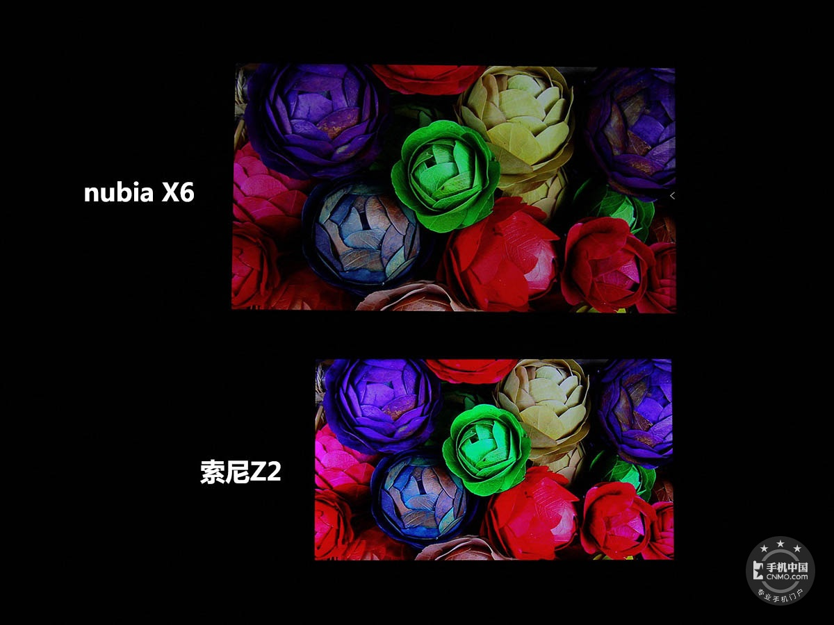 努比亚X6(128GB)产品对比第4张