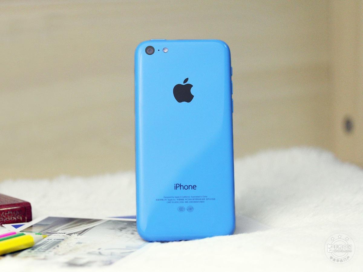 苹果iPhone5c(8GB)整体外观第2张