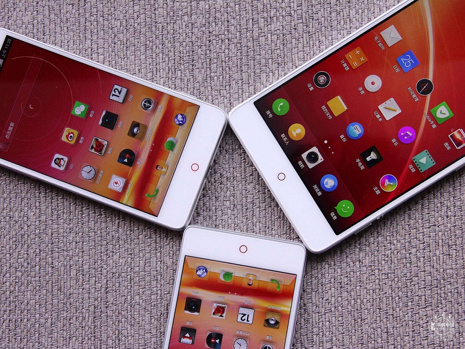努比亚X6(64GB)产品对比第6张