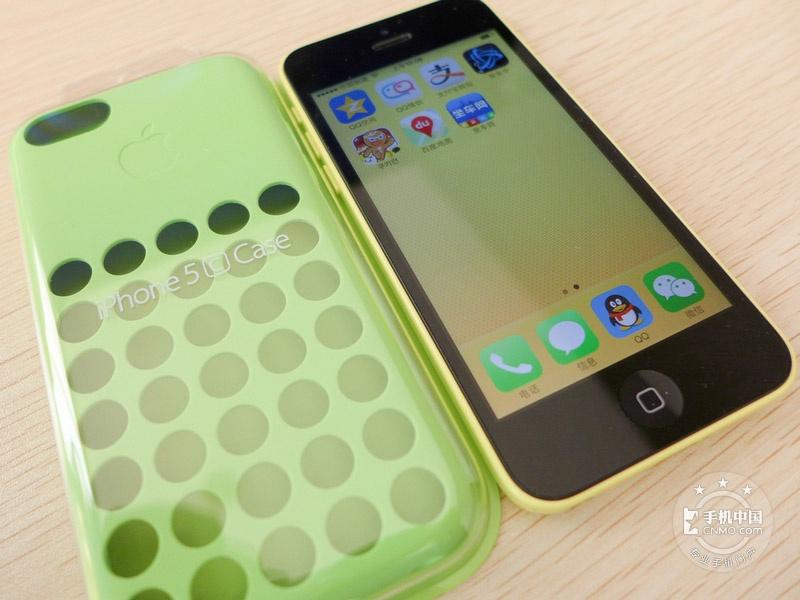 苹果iPhone5c(16GB)整体外观第2张
