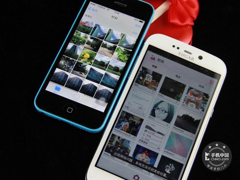 苹果iPhone5c(16GB)产品对比第7张