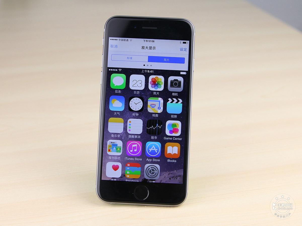 苹果iPhone6(128GB)整体外观第6张