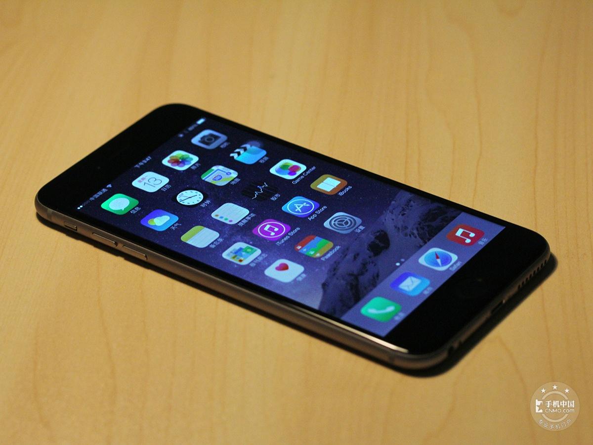 苹果iPhone6Plus(16GB)整体外观第1张