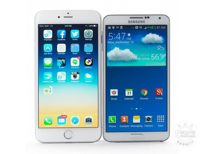 苹果iPhone6Plus(64GB)产品对比第8张