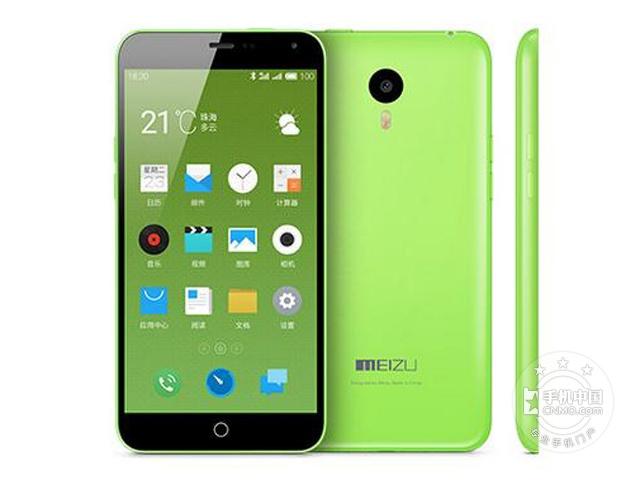 魅蓝note(移动4G/16GB)产品本身外观第4张