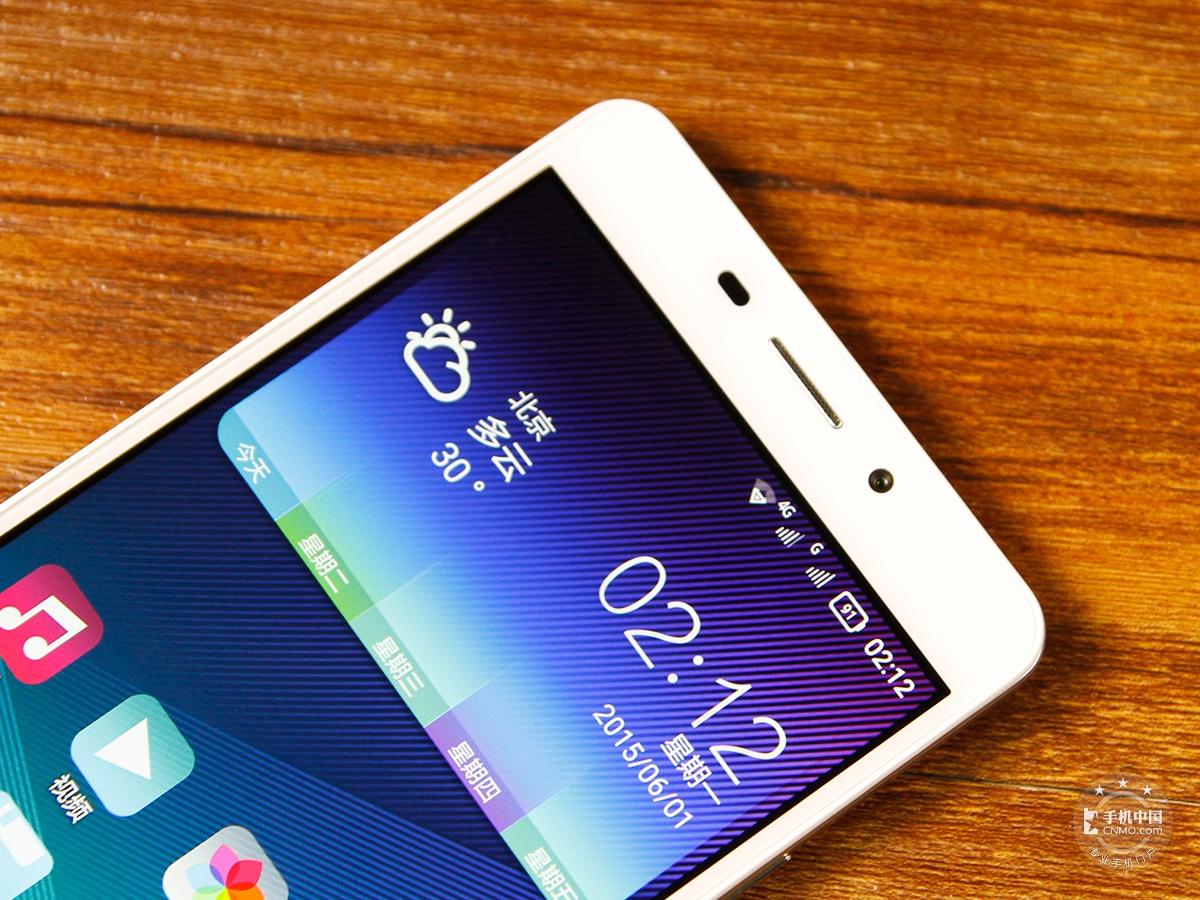 联想黄金斗士S8畅玩版(移动4G/8GB)机身细节第1张