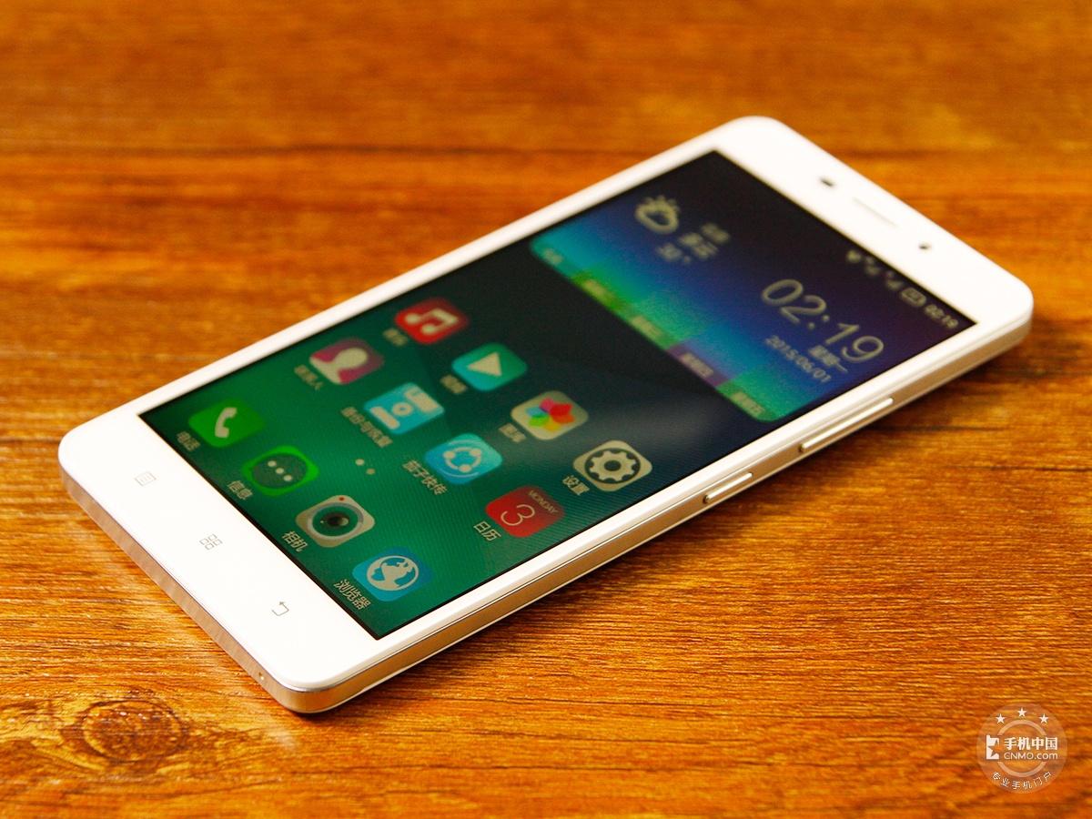 联想黄金斗士S8畅玩版(移动4G/16GB)整体外观第5张