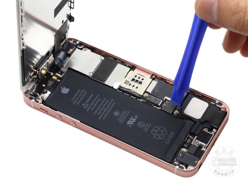 苹果iPhoneSE(全网通/16GB)拆机图赏第6张