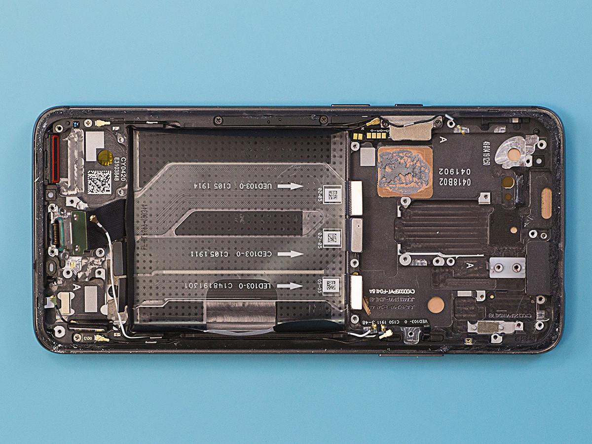 一加手机7Pro(12+256GB)拆机图赏第5张