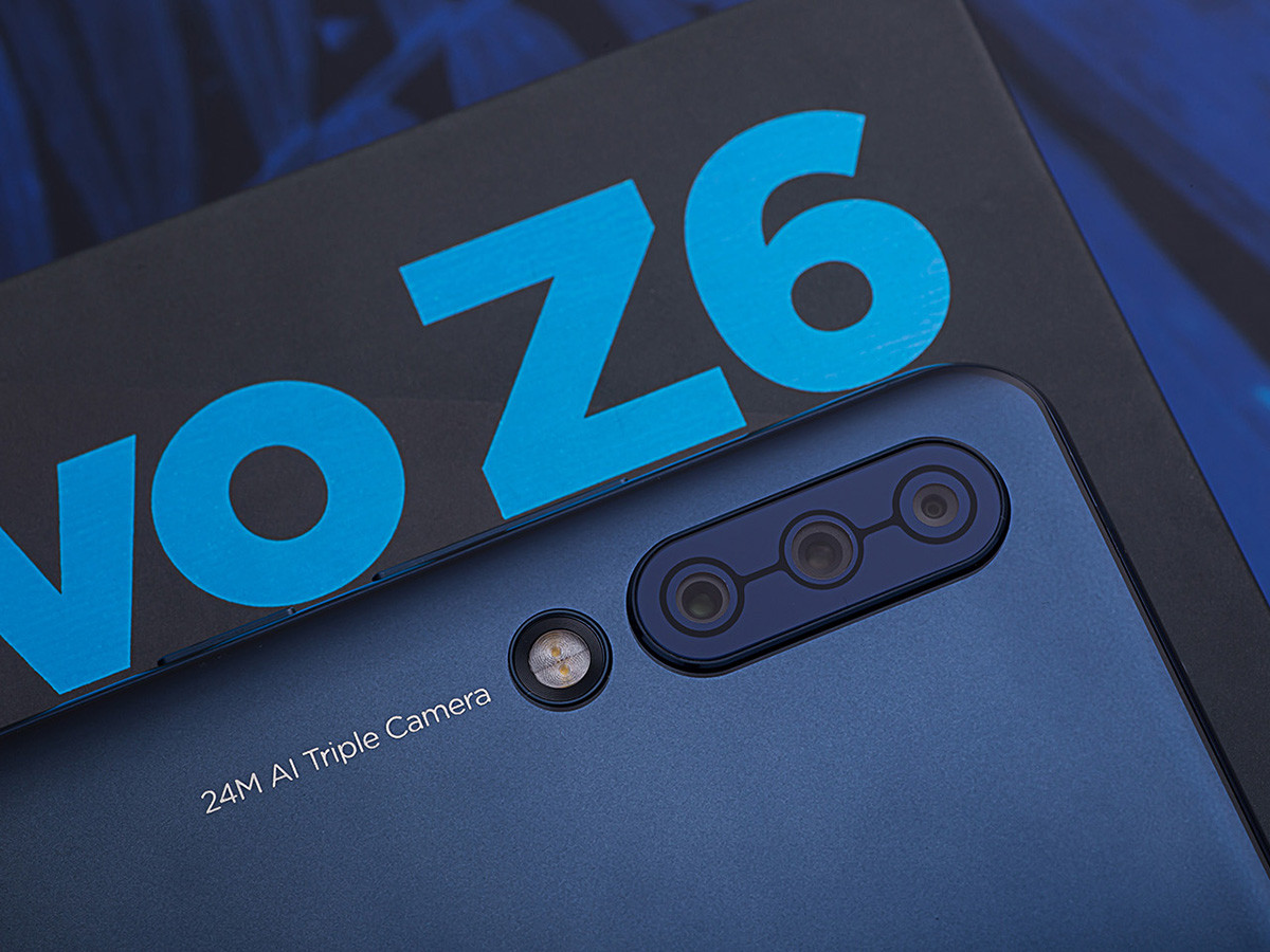 LenovoZ6(6+64GB)机身细节第6张