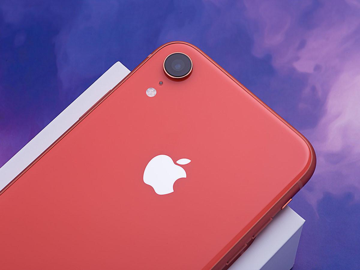 苹果iPhoneXR(256GB)机身细节第3张