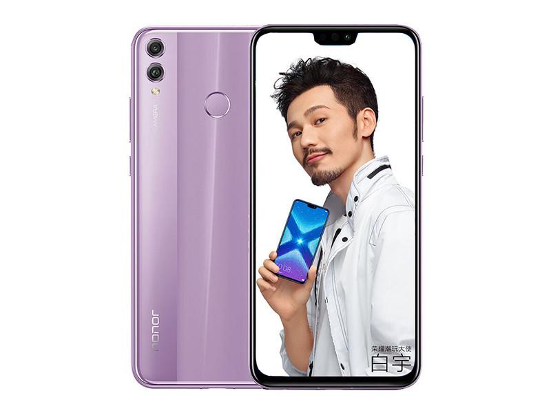 荣耀8X(4+64GB)产品本身外观第3张