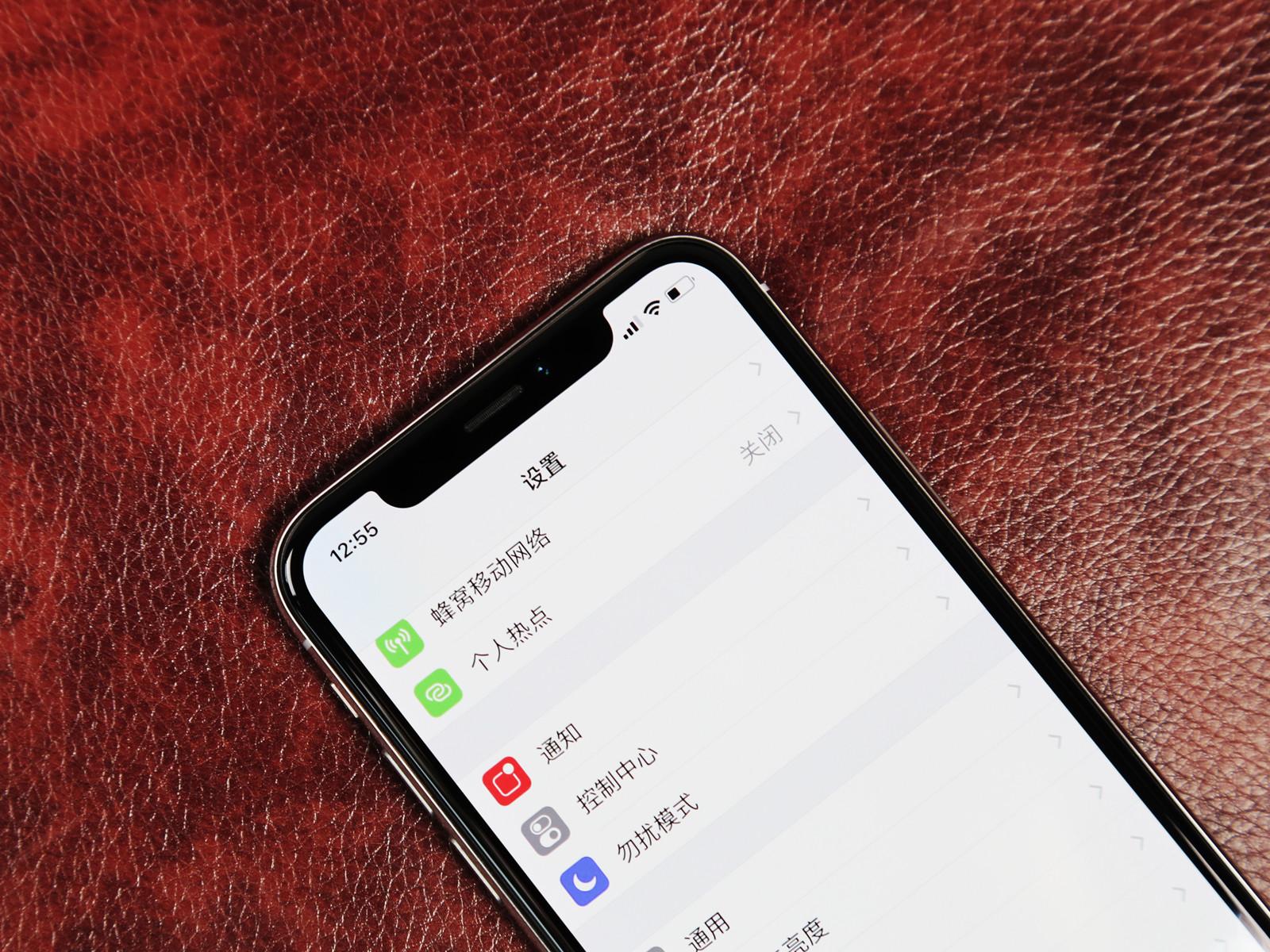 苹果iPhoneX(256GB)机身细节第1张
