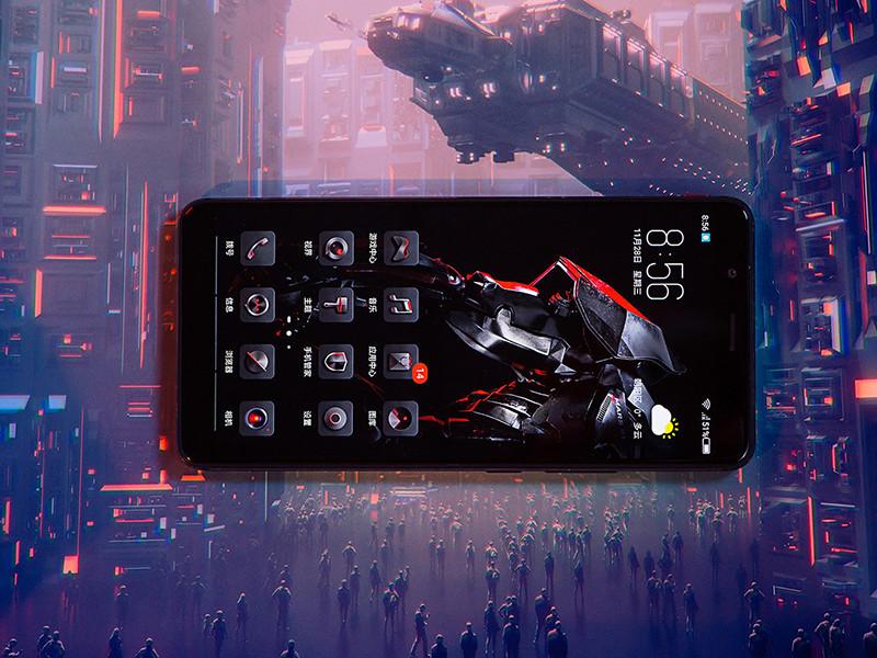 努比亚红魔Mars电竞手机(256GB)整体外观第4张