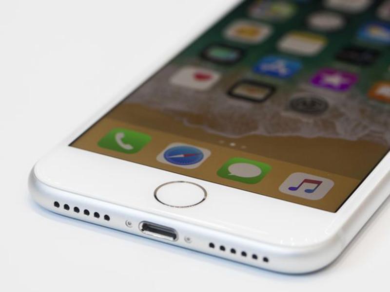 苹果iPhone8(256GB)机身细节第8张