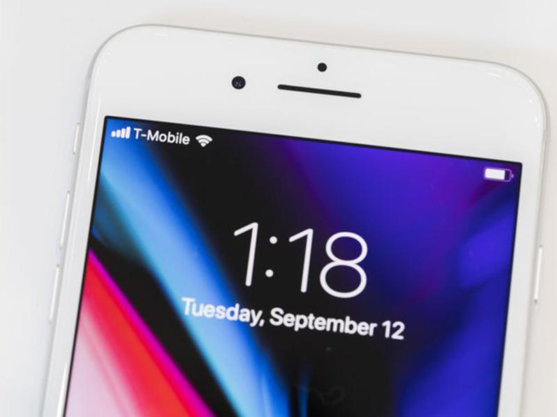 苹果iPhone8(256GB)机身细节第6张