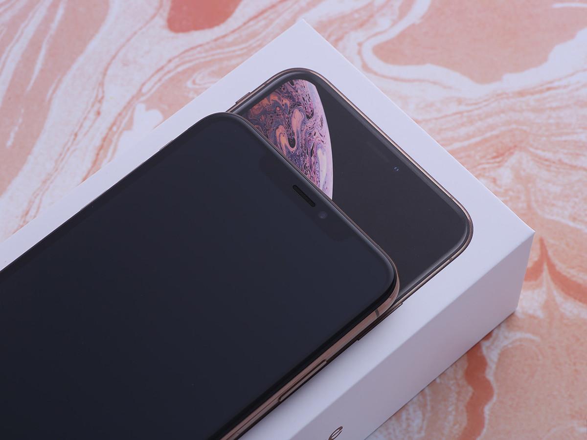 苹果iPhoneXSMax(256GB)机身细节第3张