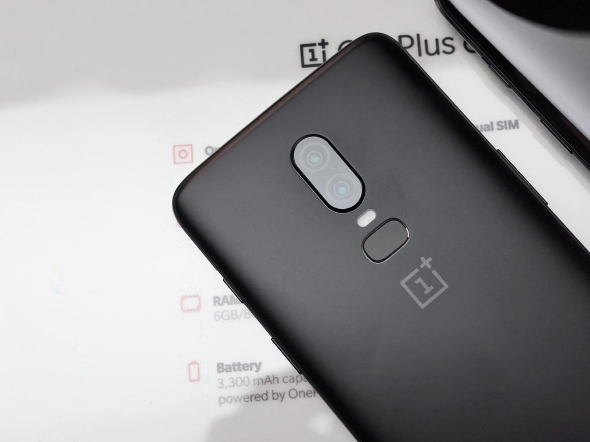 一加手机6(256GB)产品对比第6张
