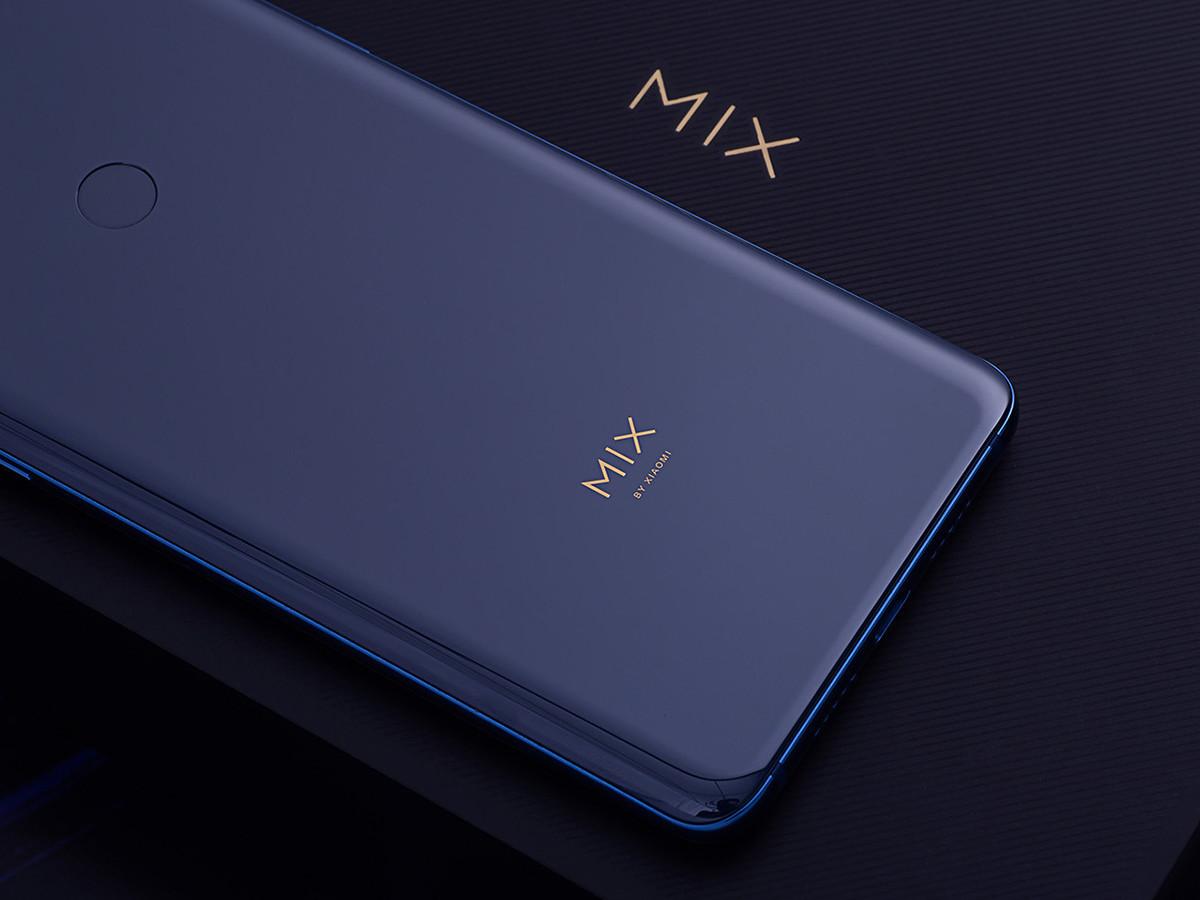 小米MIX3(6+128GB)机身细节第6张
