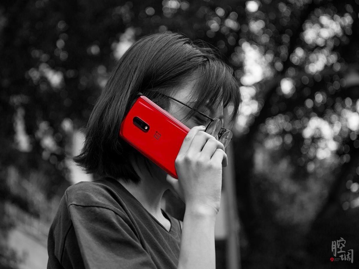 一加手机7(12+256GB)时尚美图第4张