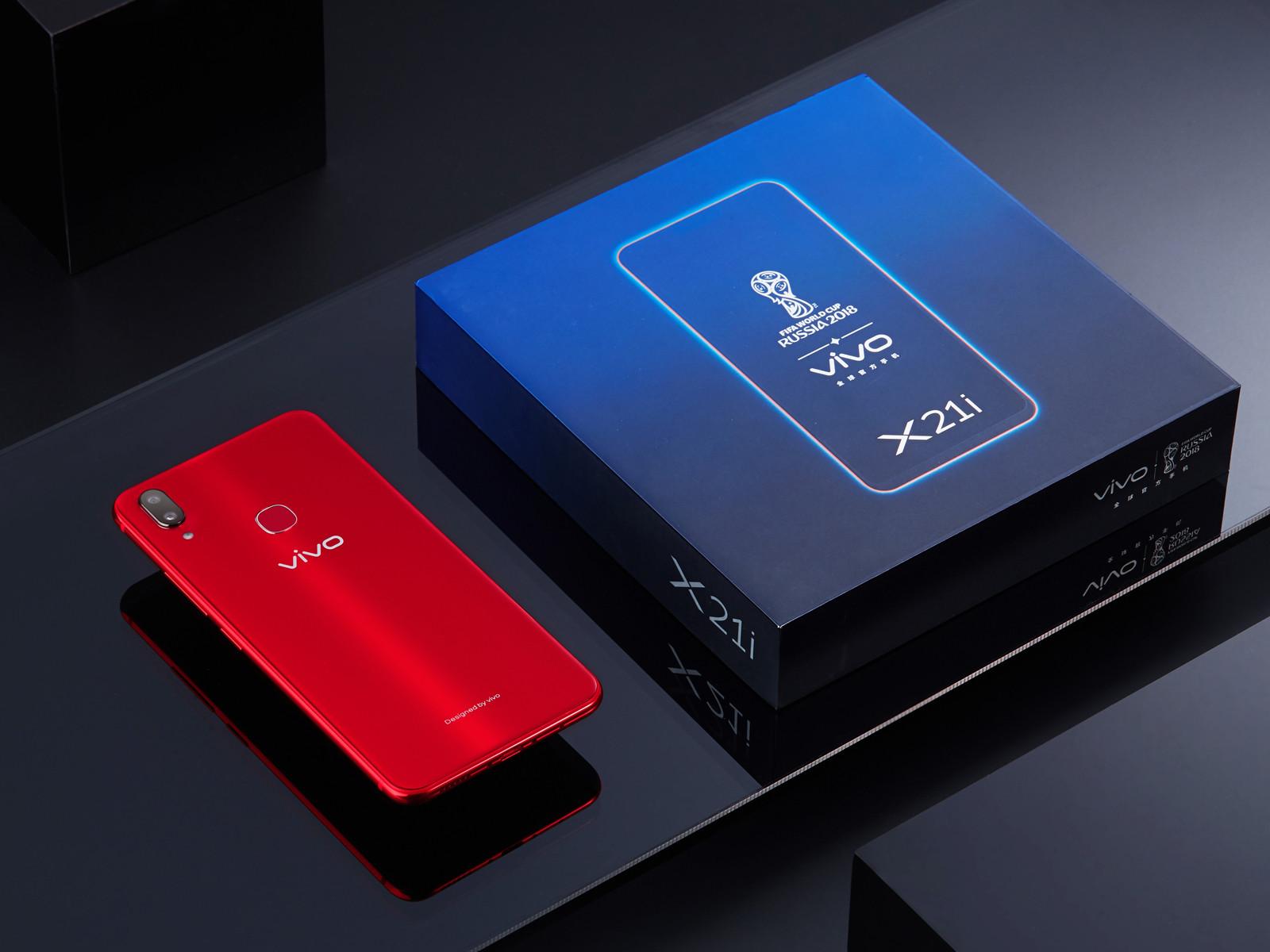 vivoX21i(64GB)整体外观第8张