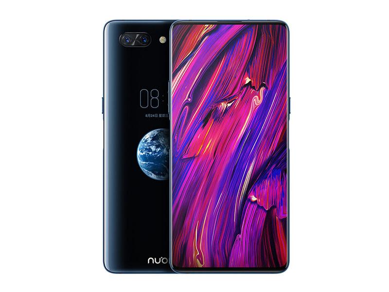 努比亚X(128GB)产品本身外观第4张