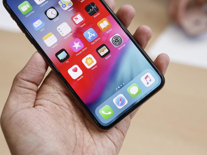 苹果iPhoneXS(512GB)机身细节第1张