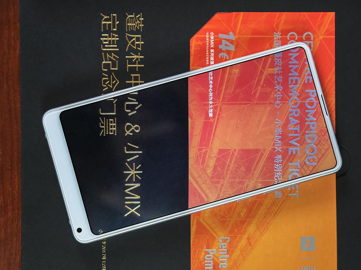 小米MIX2S(64GB)整体外观第4张