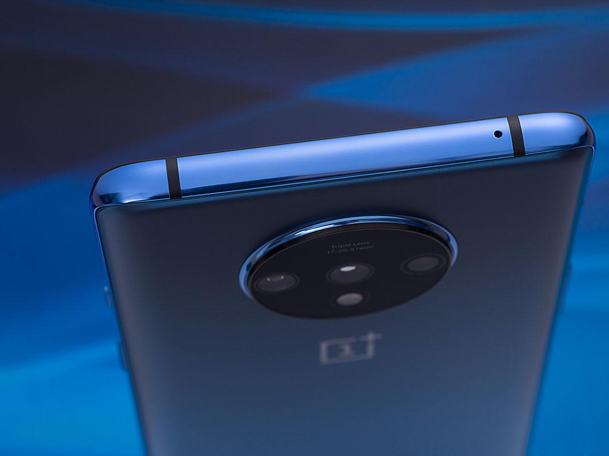 一加手机7T(8+256GB)机身细节第2张