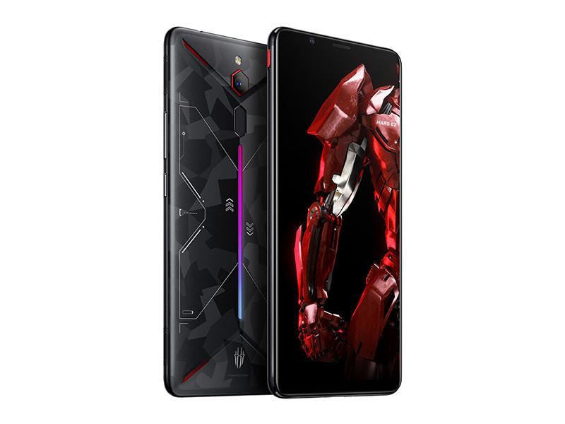 努比亚红魔Mars电竞手机(256GB)产品本身外观第4张
