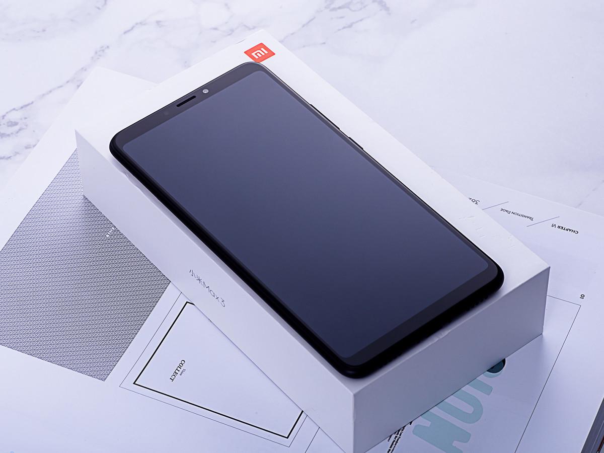 小米Max3(64GB)整体外观第5张