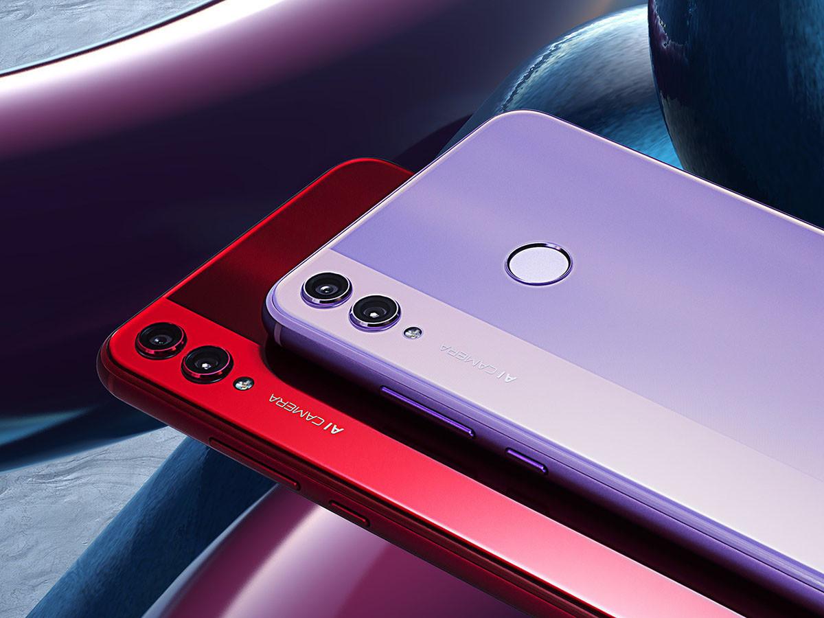荣耀8X(4+64GB)产品对比第6张