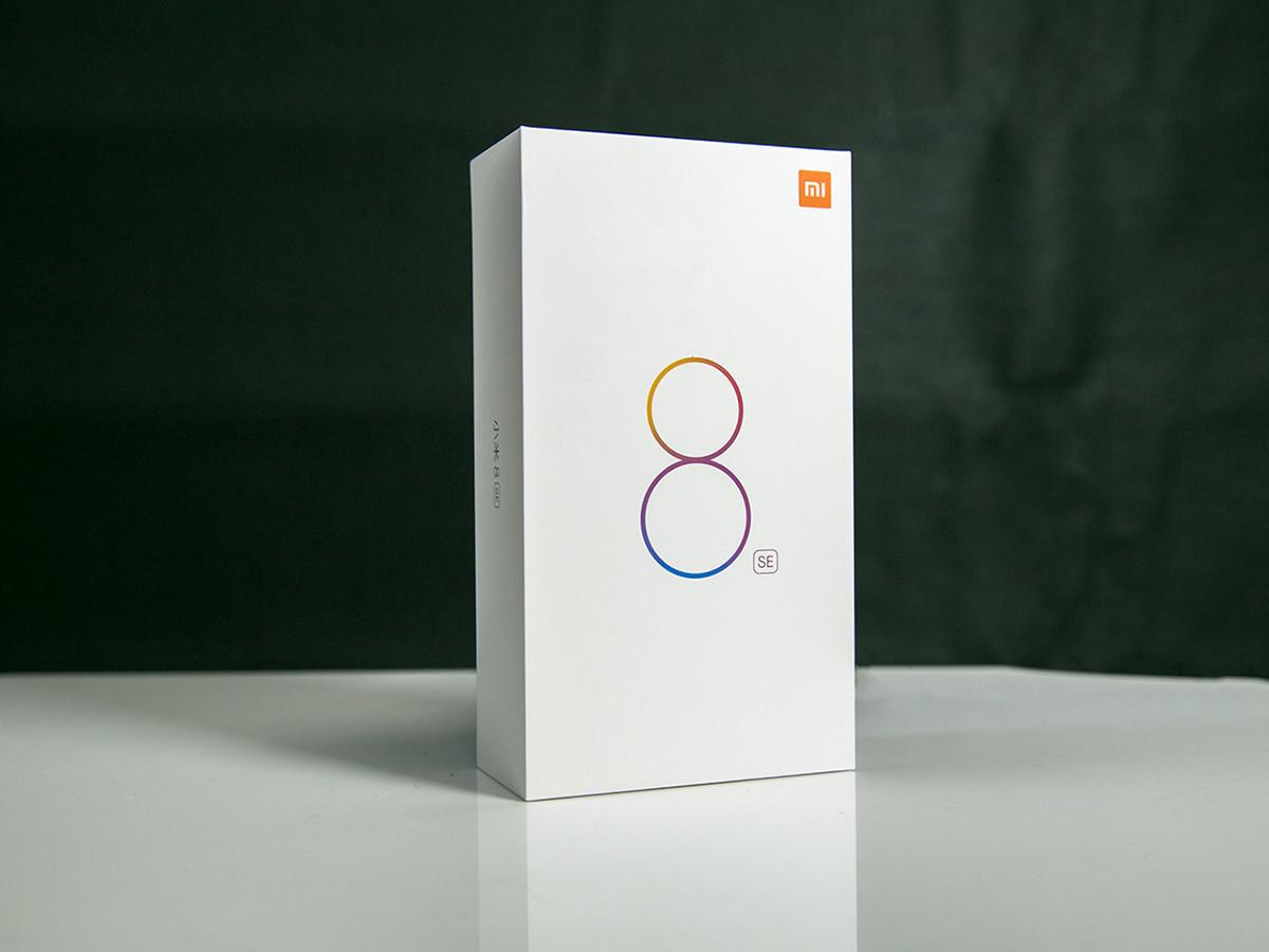 小米8SE(6+128GB)整体外观第8张