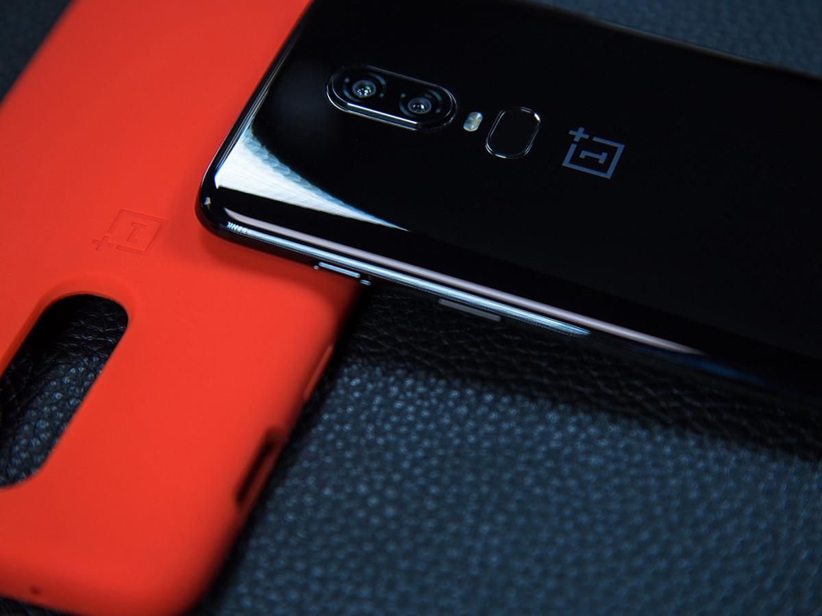 一加手机6(256GB)机身细节第7张