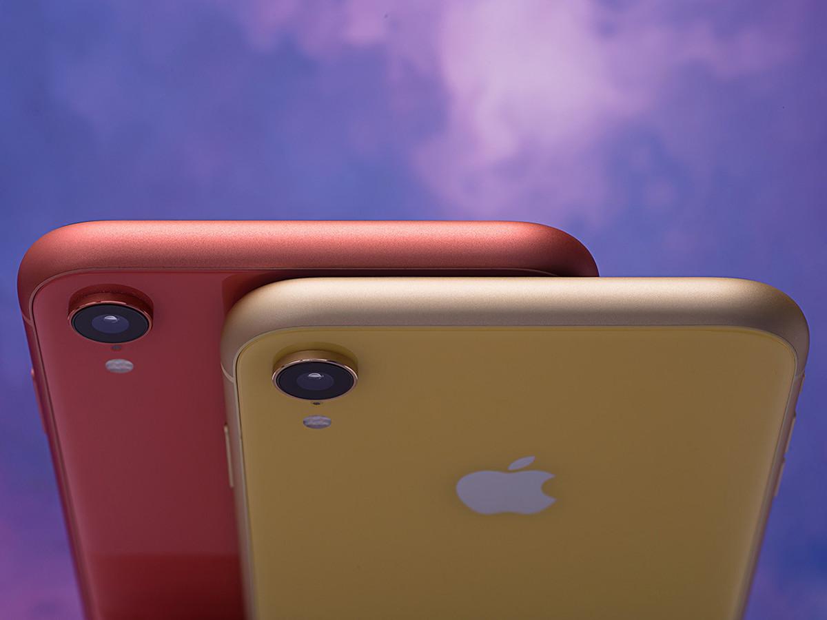苹果iPhoneXR(128GB)产品对比第6张