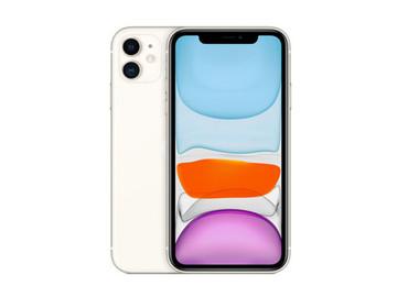 苹果iPhone11(256GB)白色