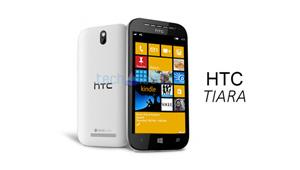 【HTC Tiara】据国外媒体报道,HTC Tiara已经通过了FCC认证,配置方面,将采用4.3英寸WVGA级显示屏,1.2GHz主频高通骁龙双核处理器,1GB RAM,160万像素前置摄像头和800万像素主摄像头