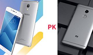 魅蓝Note5遇上红米Note 4 同样999选谁?